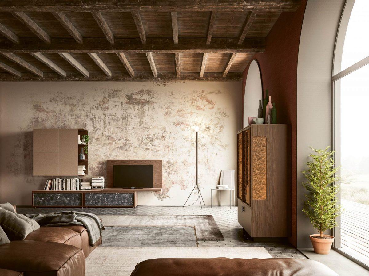 Day 12 + Madia 13 Moderner Wohnbereich San Michele