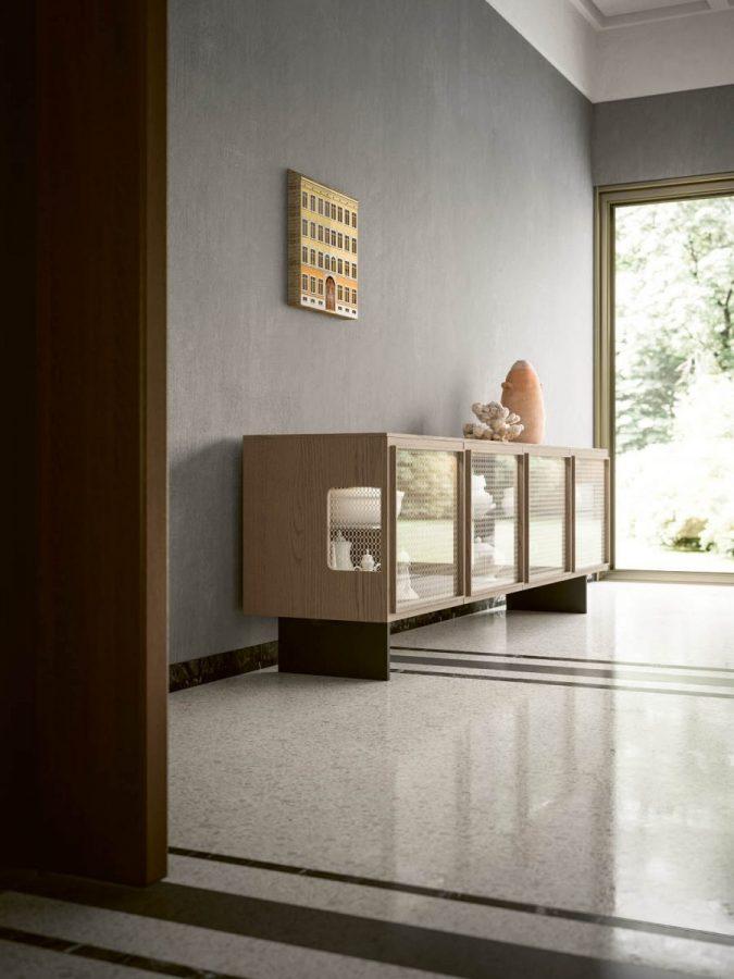 Day 16 + Madia 17  Moderner Wohnbereich San Michele