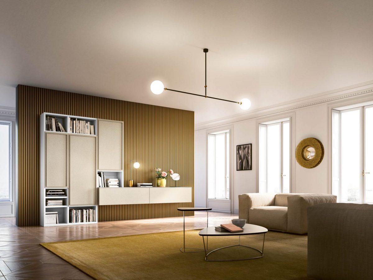 Day 18 Moderner Wohnbereich San Michele