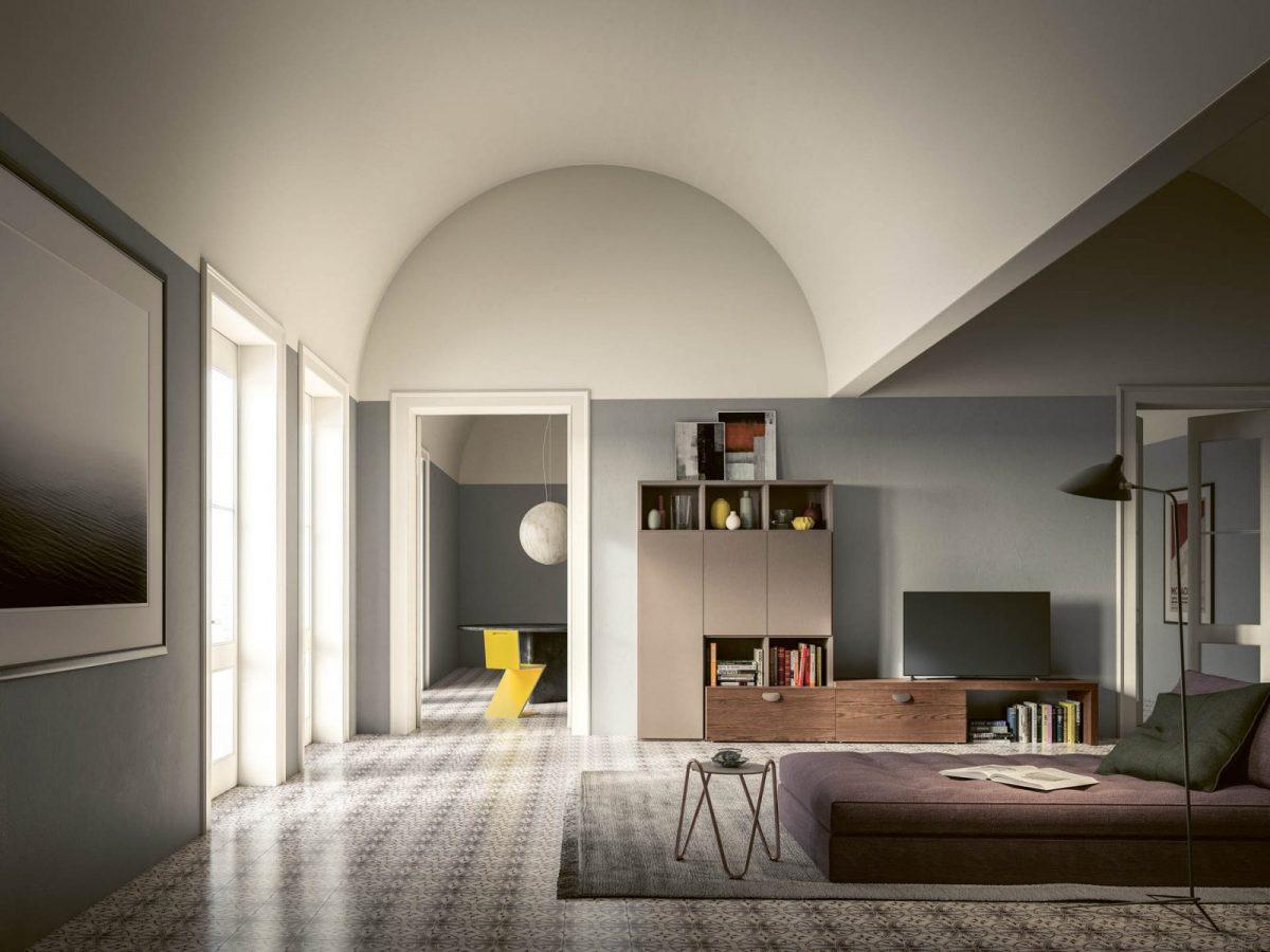 Day 20 Moderner Wohnbereich San Michele