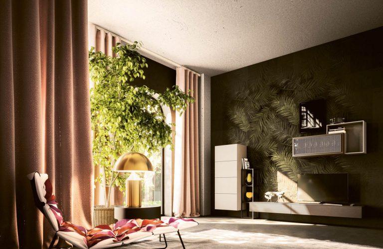 Moderner Wohnbereich San Michele